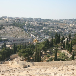 Glimpses of Jerusalem through Photos