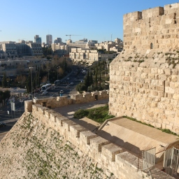 Jerusalem Old City Ramparts Walk